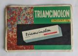 RECLAMA TRIAMCINOLON ANII 70