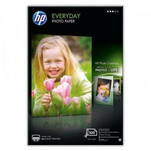 HP Hartie foto Everyday Glossy Photo Paper CR757A