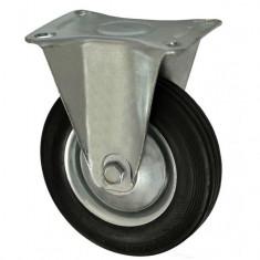 "Roata carucior, unidirectionala , cu talpa de metal, rulment, 3"", 75/25-50, YTGT-00059"