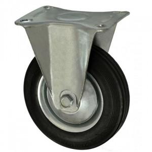 Roata carucior, unidirectionala , cu talpa de metal, rulment, 3, 75/25-50, YTGT-00059