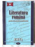 LITERATURA ROMANA pentru examenul de bacalaureat. ESEUL - L. Paicu / M. Lazar