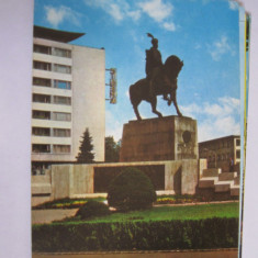 Carte postala - Cluj Napoca (Mihai Viteazul), Necirculata, Fotografie