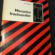 MECANICA TRACTOARELOR GH NITESCU