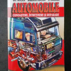 GH. FRATILA, S. SAMOILA - AUTOMOBILE. CUNOASTERE, INTRETINERE SI REPARARE (2008)