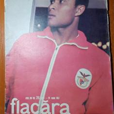 revista flacara 24 iunie 1967-vizita lui ceausescu in regiunea brasov