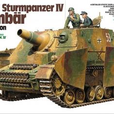 1:35 Sd.Kfz.166 Sturmpanzer IV Brummbar Late Production - 2 figures 1:35