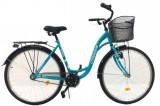 Bicicleta Oras Dhs Citadinne 2830 Xl Verde Albastru 28 Inch