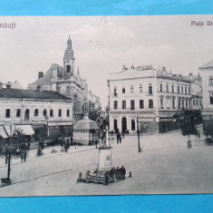 Cernauti Czernowitz Piata Unirii Bukowina Bucovina