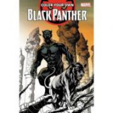 Color Your Own Black Panther