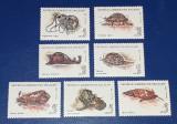 Cumpara ieftin Malagasy 1992  melci, fauna serie 7v MNH