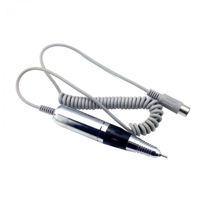 Mandrina cu click pentru pila electrica Lila Rossa, plastic, adaptor 3 pivoti