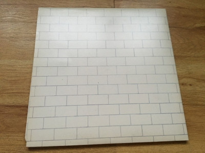 PINK FLOYD - THE WALL (2LP,2 VINILURI,1979,HARVEST,UK) vinil vinyl foto