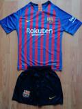 Echipament copii 5-13 ani Barcelona, XXS, YS, YXL, YXXL, Nike