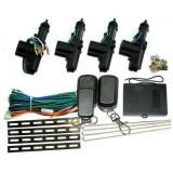Sistem inchidere centralizata cu 4 actuatoare si 2 telecomenzi