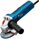 Polizor unghiular Bosch GWS 750, 750 W, 11.000 rpm, 125 mm