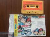 prichindel si maruntica stefanescu costachescu muzica Elly Roman caseta audio