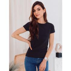 Tricou simplu femei SLR001 - negru