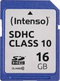 Card de memorie Intenso 16GB SDHC Clasa 10