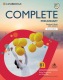 Complete Preliminary Student's Book with answers with online practice. For the revised exam from 2020
