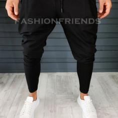 Pantaloni de trening pentru barbati -slim fit -  - A8449