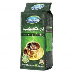 Cafea macinata origine Siria - Haseeb Arabic Coffee Green 200g