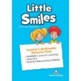 Curs limba engleza Litle Smiles Manual multimedia pentru Profesor - Jenny Dooley, Virginia Evans