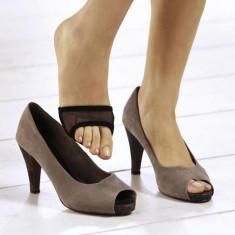 Sosete pentru pantofi decupati