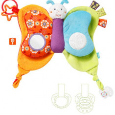 Jucarie doudou- Fluturas dragalas PlayLearn Toys