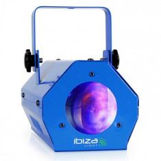 Ibiza LCM003LED, moonflower, RGBW, control prin muzică