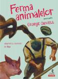 Ferma animalelor (roman grafic) | George Orwell