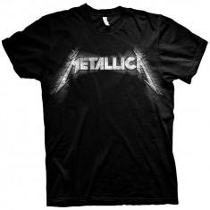 Tricou Metallica: Spiked