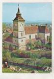 bnk cp Brasov - Biserica Sf Bartolomeu - uzata