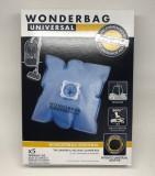Cumpara ieftin WB406120 WONDERBAG SACI DE ASPIRATOR DIN MICROFIBRA 5BUC