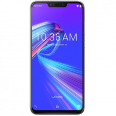 Telefon mobil Asus ZenFone Max M2 ZB633KL, Dual SIM, 32GB, 4G, argintiu