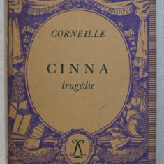 CINNA - tragedie par CORNEILLE , 1934