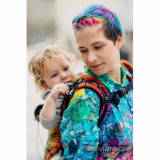 Marsupiu Lenny Lamb SSC Toddler Second Generation Symphony Rainbow Dark