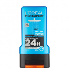 Gel de dus LOreal Men Expert Hydra Power, 300 ml