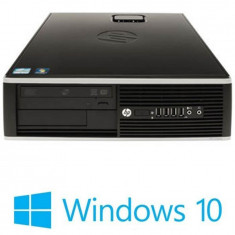 PC refurbished HP Compaq 8100 Elite SFF, Core i3-550, Win 10 Home