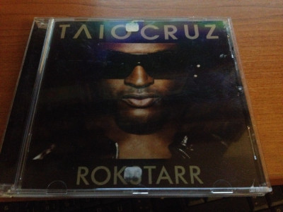 Taio Cruz - Rokstarr foto