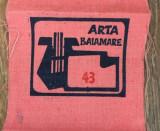 DD- Numar matricol scolar din 1988, scoala de Arta Baia Mare,