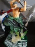 Figurina Zoro Santoryu One piece 20 cm anime
