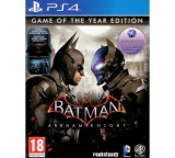 Batman Arkham Knight Game of the Year Edition PS4