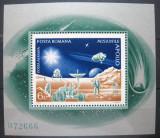 Programul Apollo, colita neuzata, MNH, L.P. 815, 1972