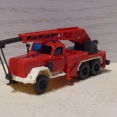 Camion cu macara Magirus , scara 1/87, Wiking