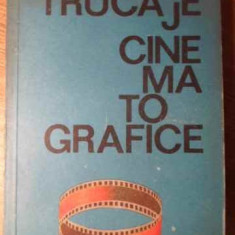 TRUCAJE CINEMATOGRAFICE - AL. MARIN