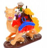 Ali Baba cu camila si bagaje, carti de joc, jucarie cu obiecte colorate - 1246