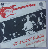 (44) DISC VINIL - SULTANS OF SWING - EASTBOUND TRAIN
