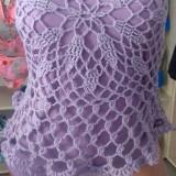 Bluza handmade, Universal, Lavanda