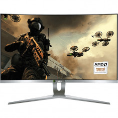 Monitor LED Gaming Curbat Gamemax GMX27W 27 inch 1ms White