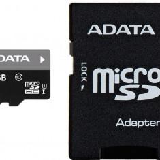 Micro Secure Digital Card ADATA 32Gb, AUSDH32GUICL10-RA1, Clasa 10,, Micro SD, 32 GB, A-data